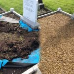 grave plot cleaning service example