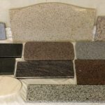 Example plaque designs in a range of colours before they have been inscribed